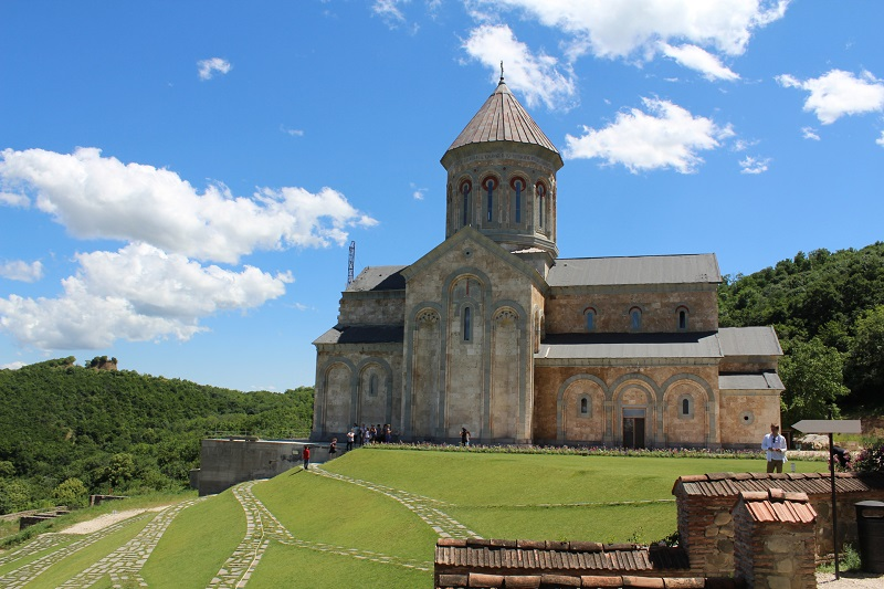 Монастырь Бодбё