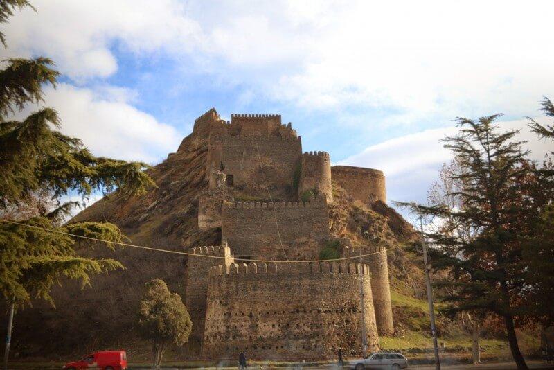 Крепость Горис цихе