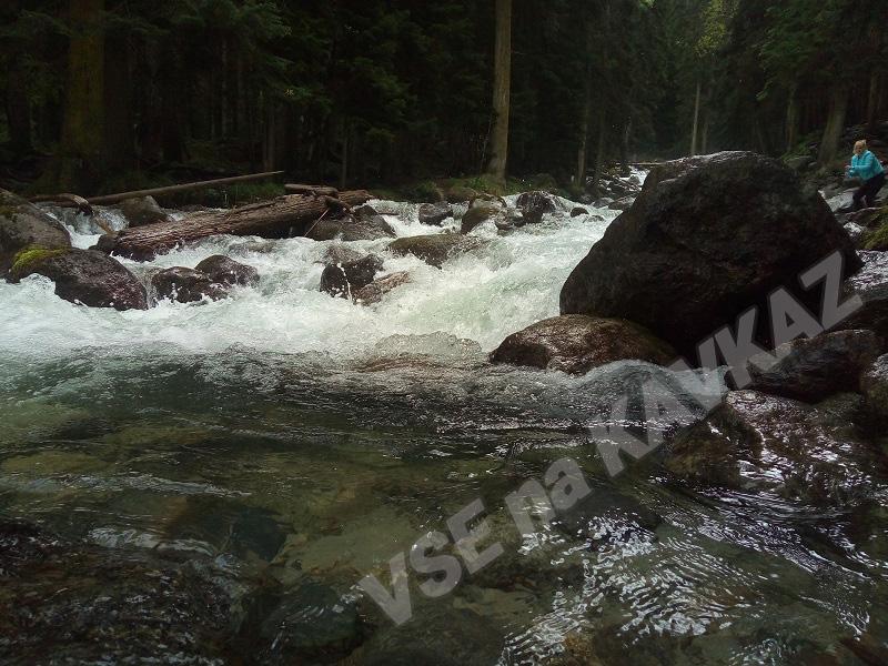 Река Уллу Мурджу