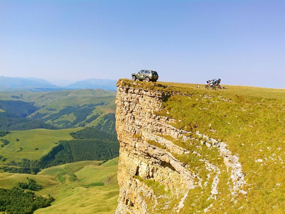 На плато Бермамыт